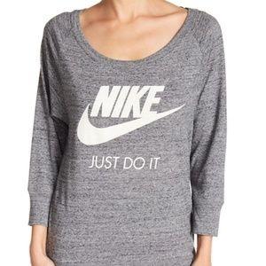 Nike Vintage Gym Pullover Sweatshirt